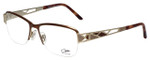 Cazal Designer Eyeglasses Cazal-4212-003 in Brown 54mm :: Progressive