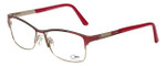 Cazal Designer Eyeglasses Cazal-4233-004 in Pink 53mm :: Progressive
