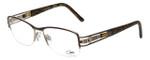 Cazal Designer Eyeglasses Cazal-4240-002 in Brown 52mm :: Progressive