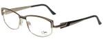 Cazal Designer Eyeglasses Cazal-4234-002 in Anthracite 54mm :: Rx Bi-Focal