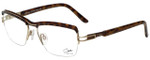 Cazal Designer Eyeglasses Cazal-4236-002 in Brown Leopard 54mm :: Rx Bi-Focal