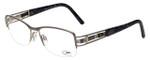 Cazal Designer Eyeglasses Cazal-4240-004 in Anthracite 52mm :: Rx Bi-Focal
