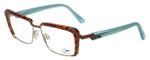Cazal Designer Reading Glasses Cazal-4226-001 in Tortoise Blue 54mm