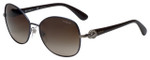 Vogue Designer Sunglasses VO3948-978 in Brown with Brown Gradient Lens