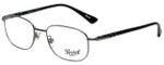 Persol Designer Eyeglasses PO2432V-513 in Gunmetal 51mm :: Custom Left & Right Lens