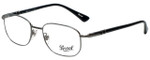 Persol Designer Eyeglasses PO2432V-513 in Gunmetal 51mm :: Rx Bi-Focal