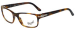 Persol Designer Eyeglasses PO2986V-108 in Tortoise 52mm :: Custom Left & Right Lens