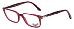 Persol Designer Eyeglasses Granato PO3013V-1016 in Dark Magenta 51mm :: Custom Left & Right Lens