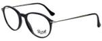 Persol Designer Eyeglasses PO3125V-95 in Shiny Black 51mm :: Custom Left & Right Lens