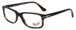 Persol Designer Eyeglasses PO3130V-24 in Tortoise 54mm :: Custom Left & Right Lens