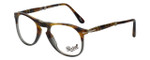 Persol Designer Eyeglasses Fuoco e Ardesia PO9714VM-1023 in Tortoise Grey Gradient 50mm :: Custom Left & Right Lens