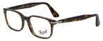 Persol Designer Eyeglasses PO3118V-24 in Tortoise 53mm :: Rx Single Vision