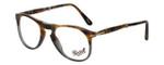 Persol Designer Eyeglasses Fuoco e Ardesia PO9714VM-1023 in Tortoise Grey Gradient 50mm :: Progressive