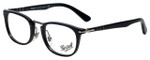 Persol Designer Eyeglasses PO3126V-95 in Black 50mm :: Rx Bi-Focal