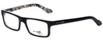 Arnette Designer Eyeglasses Lo-Fi 7060-1119 in Black on Graphics 47mm :: Custom Left & Right Lens