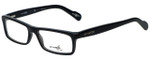 Arnette Designer Eyeglasses Rhythm AN7065-1143 in Shiny Black 53mm :: Custom Left & Right Lens