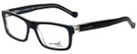 Arnette Designer Eyeglasses Scale AN7085-1019 in Black Translucent 49mm :: Custom Left & Right Lens