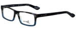 Arnette Designer Eyeglasses Lo-Fi AN7060-1176 in Black Havana Blue 49mm :: Progressive
