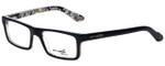 Arnette Designer Eyeglasses Lo-Fi AN7060-1119 in Black on Graphics 47mm :: Rx Bi-Focal