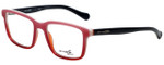 Arnette Designer Eyeglasses Barnstormer AN7102-1186 in Candy Red 51mm :: Rx Bi-Focal