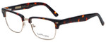 Ernest Hemingway Designer Reading Glasses H4828 in Gold Tortoise 53mm