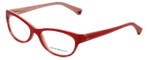 Emporio Armani Designer Reading Glasses EA3008-5053 53mm in Striped Cherry/Opal Pink 51mm