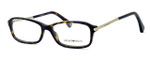 Emporio Armani Designer Eyeglasses EA3006-5026 in Tortoise 51mm :: Custom Left & Right Lens