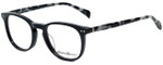 Eddie Bauer Designer Reading Glasses EB32210-BK in Black with Blue Light Filter + A/R Lenses