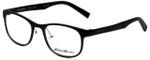 Eddie Bauer Designer Reading Glasses EB32001-BK in Black with Blue Light Filter + A/R Lenses