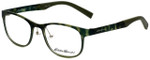 Eddie Bauer Designer Reading Glasses EB32001-GN in Green with Blue Light Filter + A/R Lenses