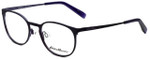 Eddie Bauer Designer Reading Glasses EB32205-PU in Purple with Blue Light Filter + A/R Lenses