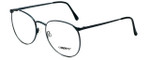 Liberty Optical Designer Reading Glasses LA-4C-6 in Antique Teal with Blue Light Filter + A/R Lenses