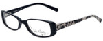 Vera Bradley Reading Glasses 3001-NDY in Night and Day with Blue Light Filter + A/R Lenses