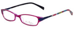 Vera Bradley Reading Glasses Audrey-VVB in Va Va Bloom with Blue Light Filter + A/R Lenses