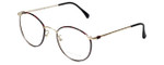 Alfred Sung Designer Reading Glasses 2802-3 in Gold 51mm