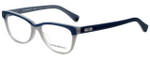 Emporio Armani Designer Eyeglasses EA3015-5109-53 in Dust Blue 53mm :: Rx Bi-Focal