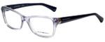 Emporio Armani Designer Eyeglasses EA3023-5071 in Lilac 52mm :: Custom Left & Right Lens