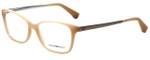 Emporio Armani Designer Eyeglasses EA3026-5087 in Pearl Peach 54mm :: Custom Left & Right Lens