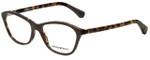 Emporio Armani Designer Eyeglasses EA3040-5265 in Top Turtledove on Havana 53mm :: Custom Left & Right Lens