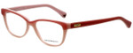 Emporio Armani Designer Eyeglasses EA3015-5110 in Pink 53mm :: Rx Single Vision