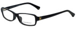 Emporio Armani Designer Eyeglasses EA3016-5017-53 in Black 53mm :: Rx Single Vision