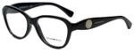 Emporio Armani Designer Eyeglasses EA3047-5017 in Black 54mm :: Rx Single Vision