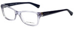 Emporio Armani Designer Eyeglasses EA3023-5071 in Lilac 52mm :: Rx Bi-Focal