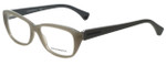 Emporio Armani Designer Reading Glasses EA3041-5258 in Opal Grey 55mm