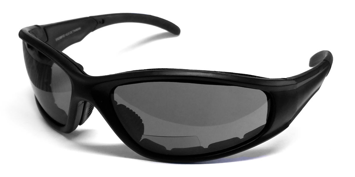 Calabria Sport 202BF Bi-Focal Safety Glasses UV Protection in Tortoise-Amber
