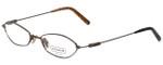 Coach Designer Eyeglasses HC113-255 in Tan 49mm :: Custom Left & Right Lens