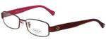 Coach Designer Reading Glasses HC5001-9022 in Burgundy 52mm