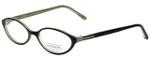 Coach Designer Eyeglasses HC537-018 in Black/Grass 51mm :: Rx Single Vision