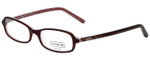 Coach Designer Eyeglasses HC579-604 in Burgundy 48mm :: Rx Single Vision