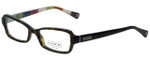 Coach Designer Eyeglasses HC6010-5001 in Dark Tortoise 50mm :: Rx Single Vision